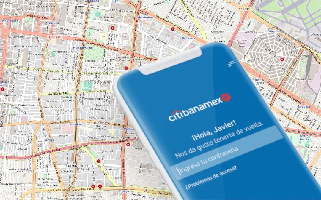 Recolección de datos de geolocalización en banca en línea es desproporcionada, riesgosa e innecesaria