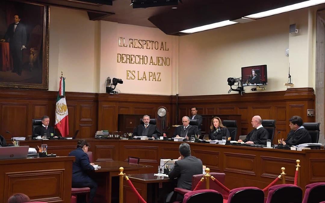 SCJN discutirá suspensión de efectos al PANAUT por controversia constitucional
