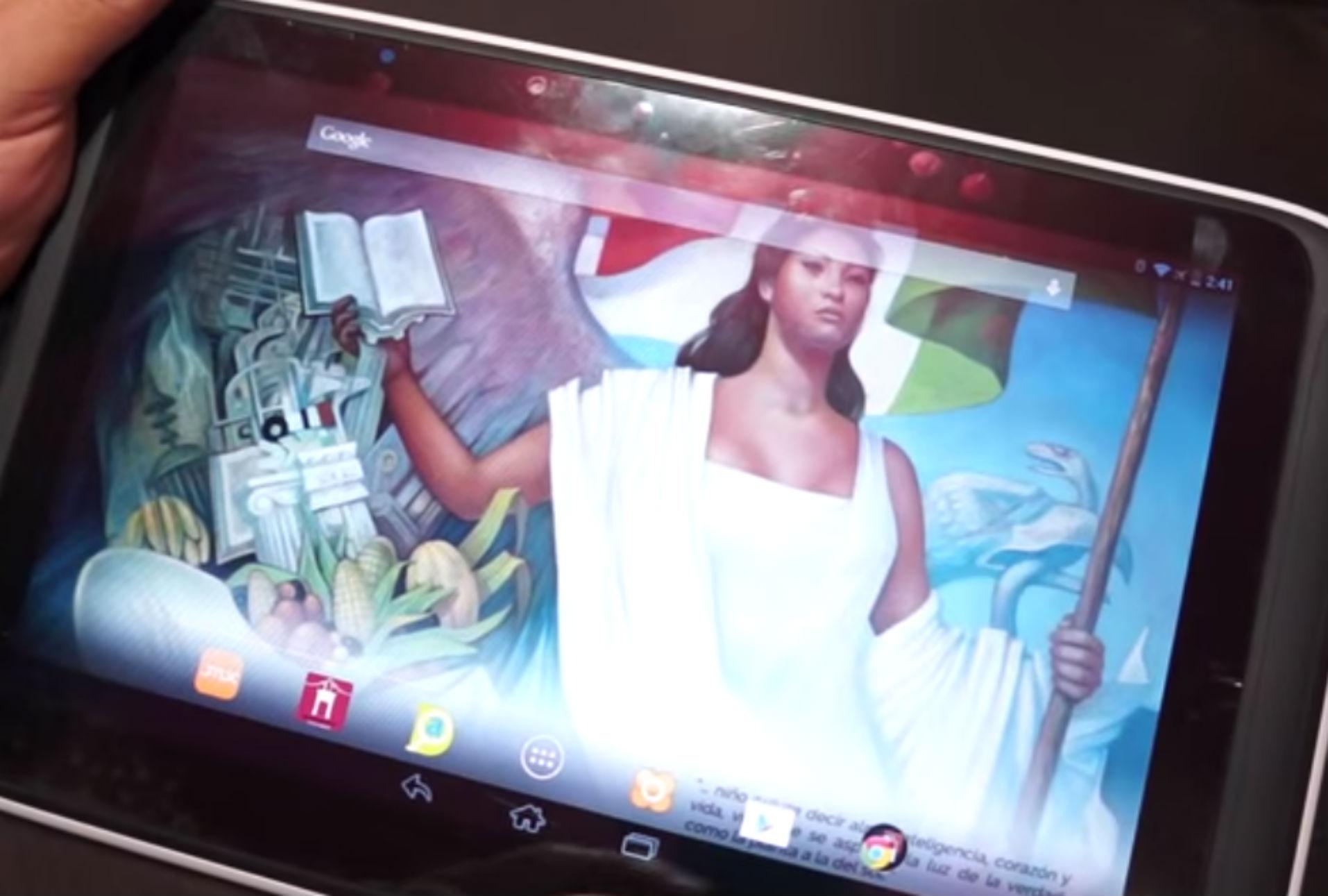 Gastar millones en tabletas no resuelve mágicamente la brecha digital