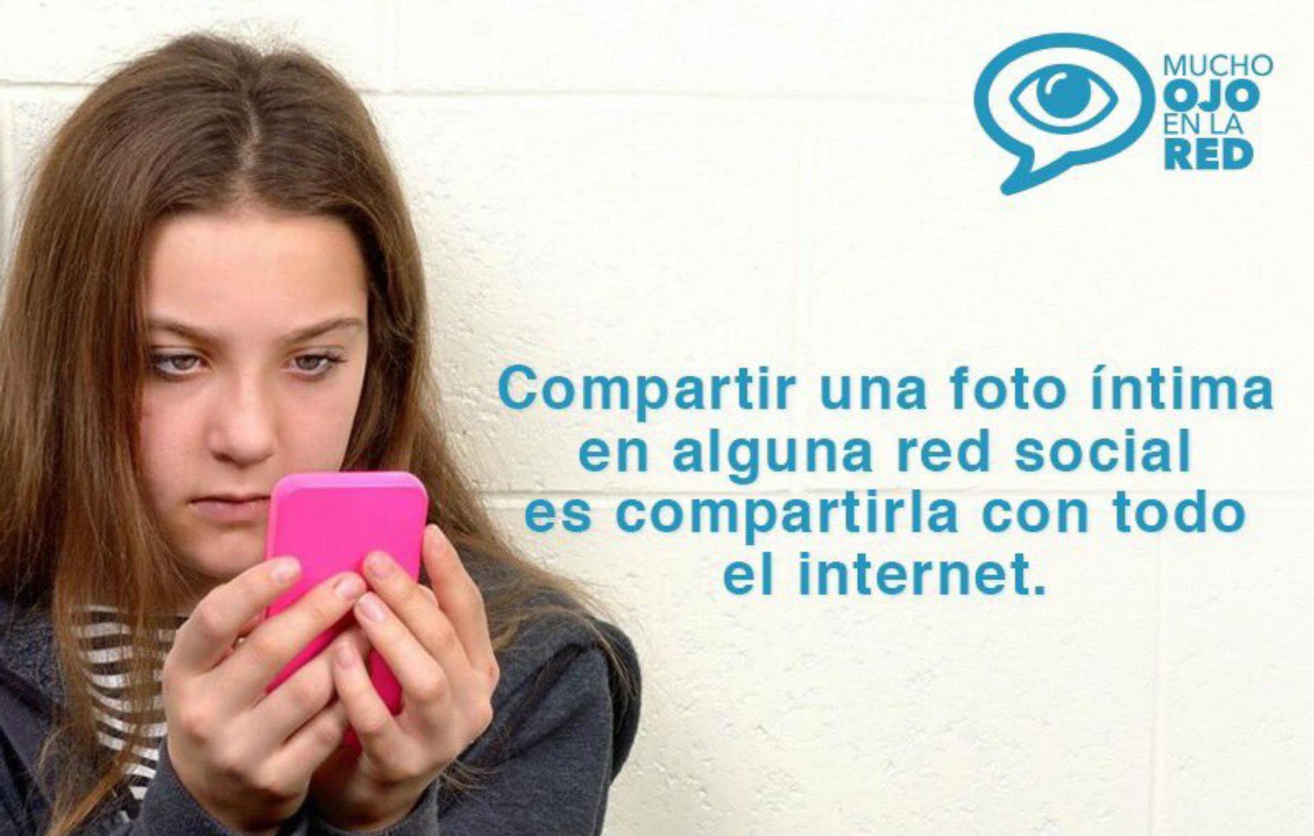 """Organizaciones pedimos a Fundación Televisa poner """"mucho ojo"""" en su campaña sobre el sexting"""